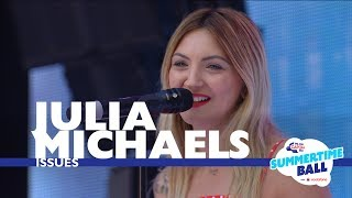 julia michael and 39 s and 39 issues and 39 live at capital and 39 s summertime ball 2017