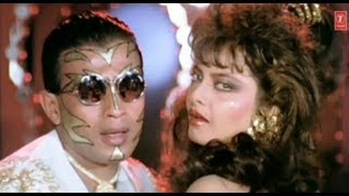 She Is My Girl Friend Full HD Song | Bhrashtachar | Mithun Chakarborty, Rekha