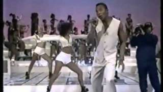 Haddaway - What is love (live in Brazil 1994 @ Faustão).flv