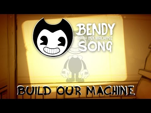 Xxx Mp4 BENDY AND THE INK MACHINE SONG Build Our Machine LYRIC VIDEO DAGames 3gp Sex