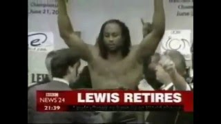 Lennox Lewis - The Champ Lewis  - ''Highlights''