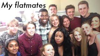 UNIVERSITY EXPERIENCE UK | BOYS, FRESHERS WEEK & PHOTOS