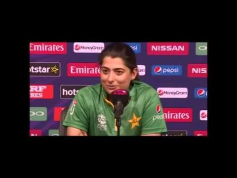 Xxx Mp4 Pakistani Women Cricketers Like Virat While Captain Sana Mir Like Dhoni 3gp Sex