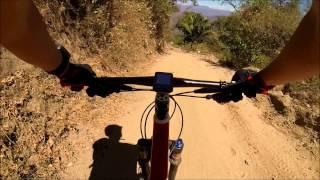 Ciclismo de montaña Cross Country. Ruta en bici btt XC Cerro del Toro. Manzanillo MTB