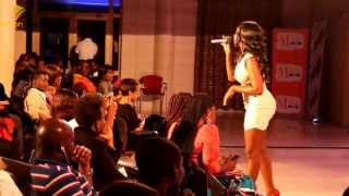 Raquel Performs Live in Takoradi [Nite of 1016 Laughs]