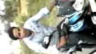 Bike Stunt of Naba Kishore.
