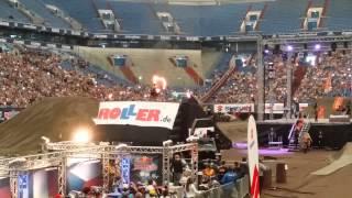 FIM, Freestyle of Nations,2014,Arena auf Schalke,