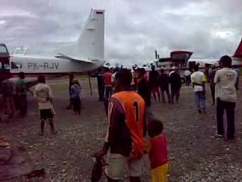 Dekai Airport Papua