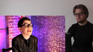 12-Year-Old Angel Garcia Chats About His Song Choice - America