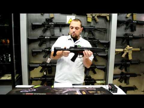 G&G TGM Series MP5 A4 Video Review