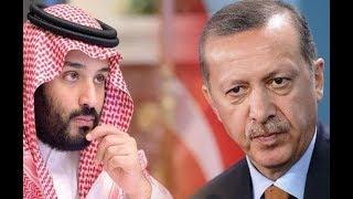 رسالة نارية-من السعودية الى تركيا