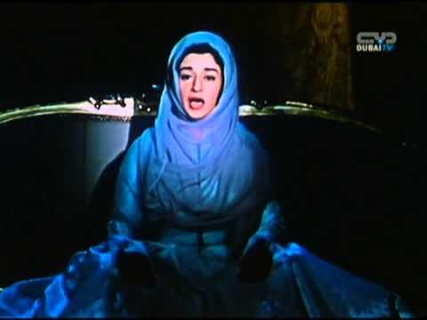 وردة الجزائرية تقرأ القران