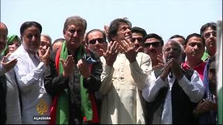 Imran Khan convoy shot at in Pakistan
