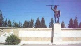 Leonidas Monument, Thermopylae