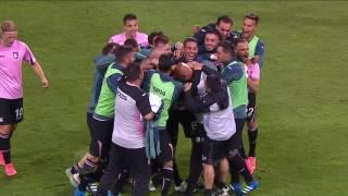 Il gol di Maresca - Palermo Verona-3-2 - Giornata 38 - Serie A TIM 2015/16
