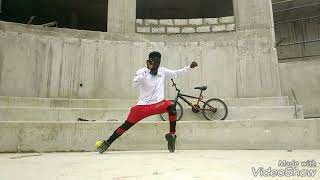 Boy dance to excess love by mercy chinwo