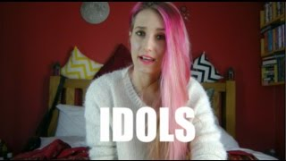 HONEST VLOG: The Problem with Idolising Others