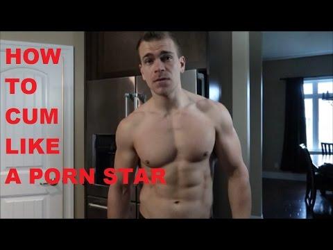 HOW TO CUM LIKE A PORN STAR?!