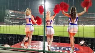 Cheerleader hot dance in Ipl