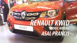 Renault Kwid Mobil Murah Asal Prancis
