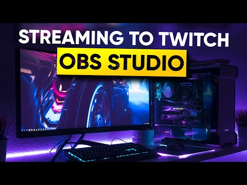 Xxx Mp4 OBS Studio 2018 Ultimate Guide To Streaming To Twitch BEST SETTINGS 3gp Sex