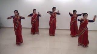 Boishakhi Dance Dnet - 1423