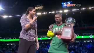 Nate Robinson - 2009 NBA Slam Dunk Contest (Champion)