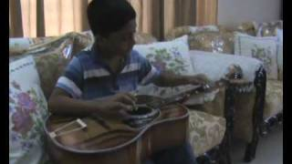 NaFis guitar Nithua patharey