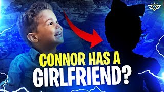 CONNOR HAS A NEW GIRLFRIEND?! - Coolest Kid Ever! (Fortnite: Battle Royale)