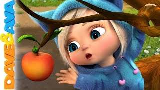 😃 Kids Songs | Nursery Rhymes for Babies | Baby Songs by Dave and Ava 🦁
