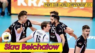 [Points] SKRA BELCHATOW vs. Zenit Kazan | Men