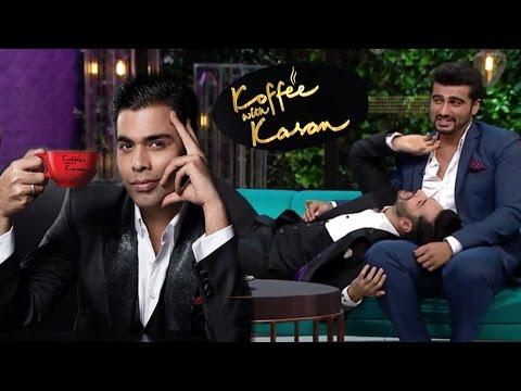 Koffee With Karan 5   Arjun Kapoor & Varun Dhawan ROCKING EPISODE