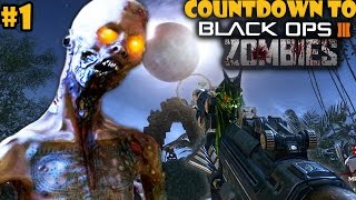 SHANGRI-LA SOLO EASTER EGG! - Countdown to Black Ops 3 Zombies on SHANGRI LA LIVE #1!