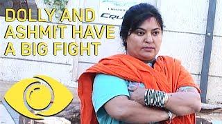 Dolly Bindra Vs Ashmit Patel FIGHT - Bigg Boss India - Big Brother Universe