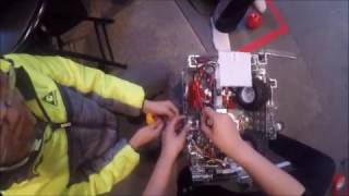 Paying FIRST Forward - FTC Team 4592 (2017 Promote Video)