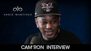 Cam'ron Breaks Down Issues w/Jim Jones, L&HH, UFC + Talks Dipset &  TV Show