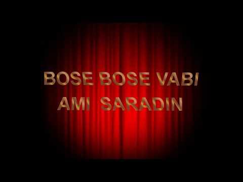 Xxx Mp4 Bose Bose Vabi Ami Saradin COVER SONG By TANVIR 3gp Sex