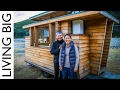 Download Video Download Breathtakingly Beautiful Japanese Tiny House on Wheels 3GP MP4 FLV