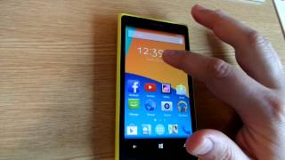 ¿Cómo sería un Nokia Lumia 1020 con Android KitKat o iOS? (launchers)