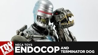 NECA Toys Endocop and Terminator Dog Review