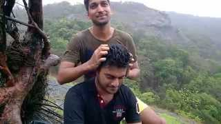 Monsoon Head Massage in National Park | ASMR