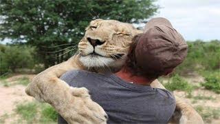 اذا كنت لا تحب الحيوانات شاهد هذا الفيديو... وبكل تأكيد سوف تحبها بجنون !!