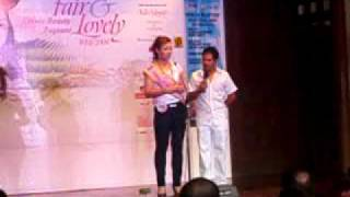 miss fair & lovely 2009 finalist (dolly charles saches)