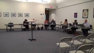 Board Meeting September 11, 2017