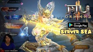 Server SEA (CBT) - MU ORIGIN 2 (EN) OPEN World MMORPG !!! Archer GamePlay