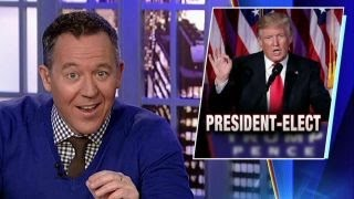 Gutfeld: You did it, President-elect Trump