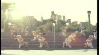 Evian Water Bottle Baby Commerical