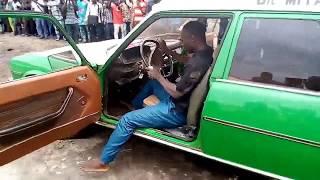 LORS DES OBSÈQUES DE DAHOUE DOTO: Le defilet du chauffeur Tafait de DOKO/Toviklin