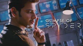 Glimpse Of SPYDER  | Mahesh Babu | A R Murugadoss | Rakul Preet Singh | Harris Jayaraj