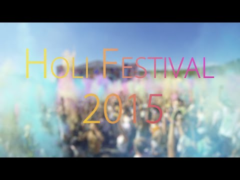 Holi Festival of Colours 2015 - Hüntwangen
